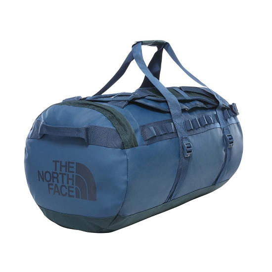 The North Face Base Camp Duffel M -  Clear Lake Blue/TNF Black