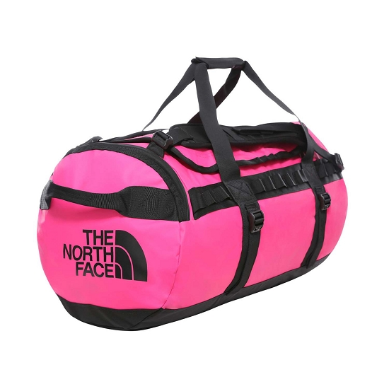 The North Face Base Camp Duffel M - Mr. Pink/Tnf Black