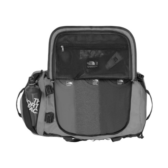 The North Face Base Camp Duffel M - Detail Foto