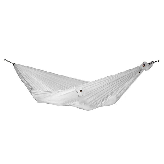 Ticket To The Moon Compact Hammock + Bag - White