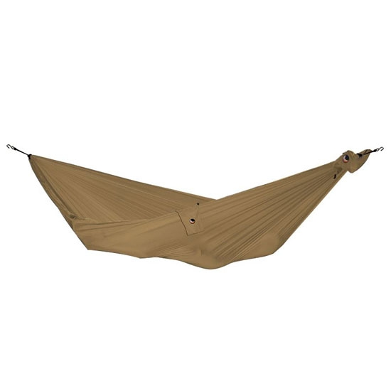Ticket To The Moon Compact Hammock + Bag - Brown
