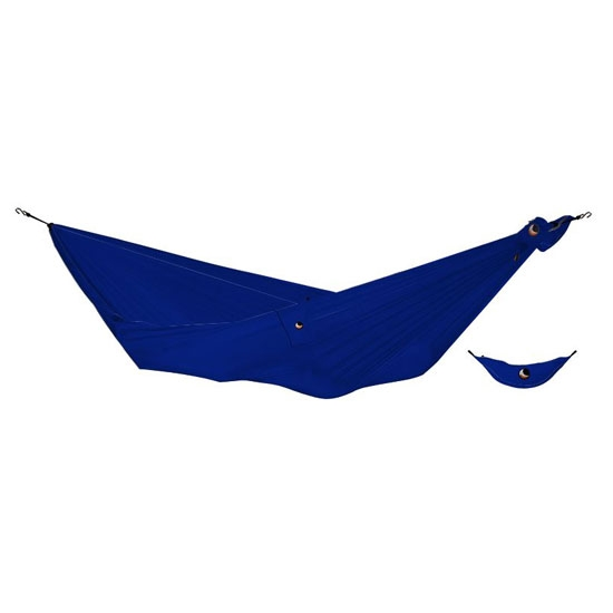 Ticket To The Moon Compact Hammock + Bag - Royal Blue