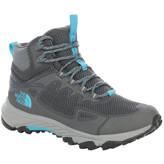The North Face Ultra Fastpack 4 Mid FutureLight™ W - Zinc Grey/Caribbean Sea