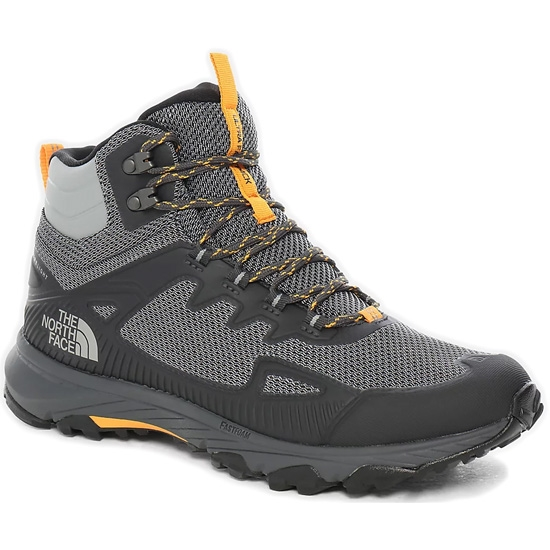 The North Face Ultra Fastpack 4 Mid FutureLight™ - Dark Shadow Grey/Griffin Grey