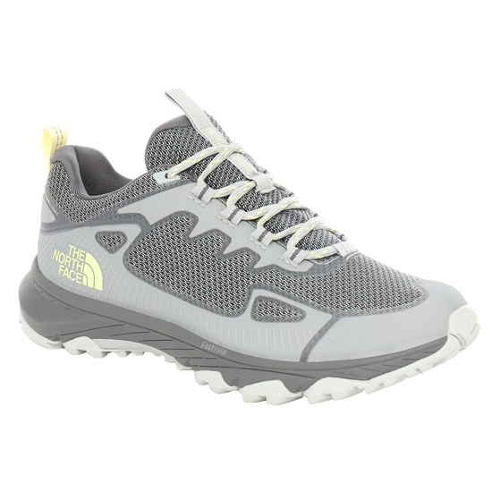 The North Face Ultra Fastpack 4 FutureLight™ W - High Rise Grey/Limelight