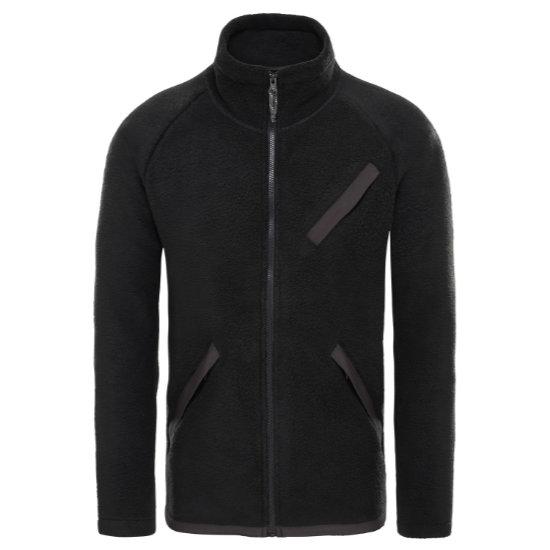 The North Face Cragmont Fleece FZ Jacket - Black