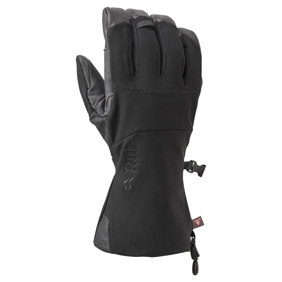 Rab Baltoro Glove - Black