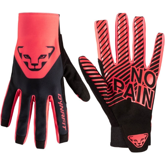 Dynafit DNA 2 Gloves - Black/Coral
