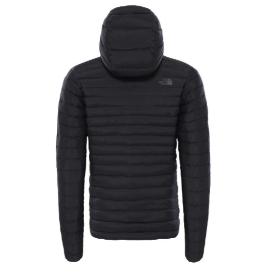 The North Face Stretch Down Hoodie - Detail Foto