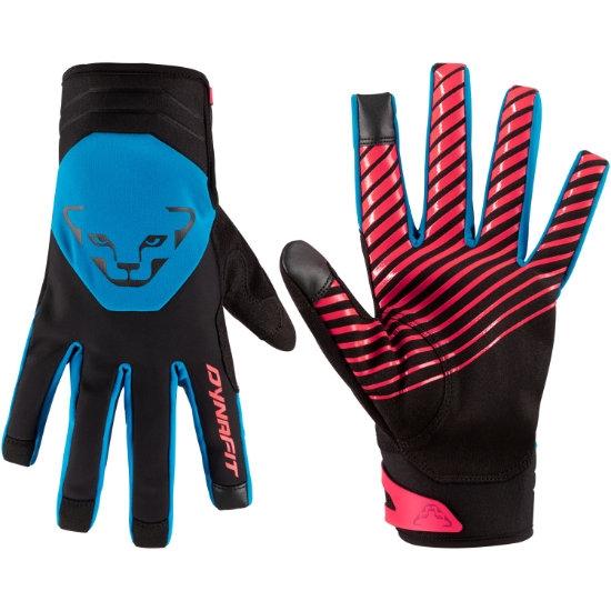 Dynafit Radical 2 Softshell Gloves - Methyl Blue
