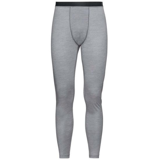 Odlo Natural+Light Pant - Grey Melange