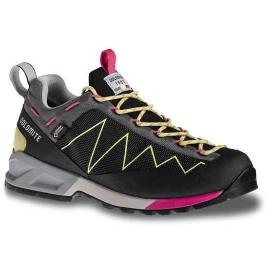 Dolomite Crodarossa Lite Gtx W - Black/Apple Green