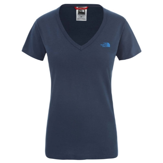 The North Face Simple Dome Tee W - Blue Wing Teal