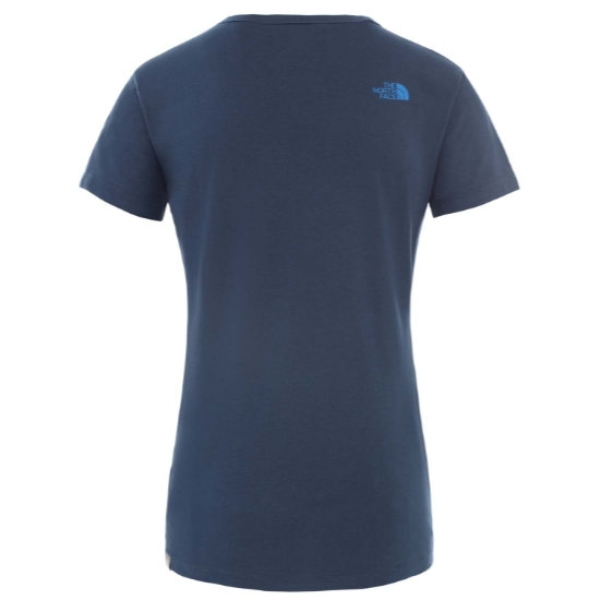 The North Face Simple Dome Tee W - Detail Foto