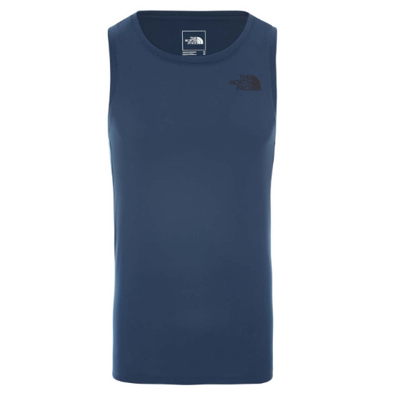 The North Face Ambition Tank - Blue Wing Teal/Clear Lake Blue