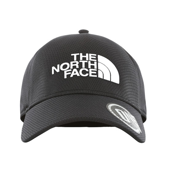 The North Face One Touch Lite Ball Cap - Tnf Black/Tnf White