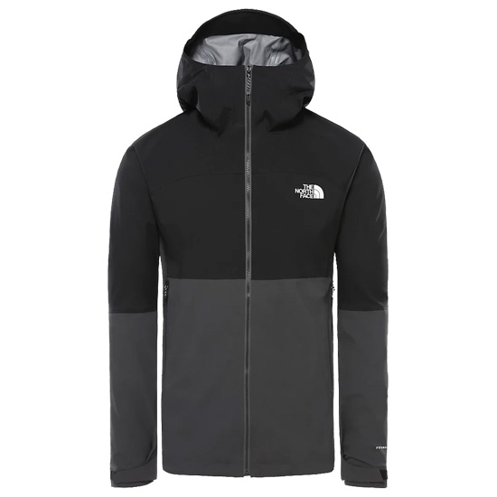 The North Face Impendor FutureLight Jacket - TNF Black/Asphalt Grey