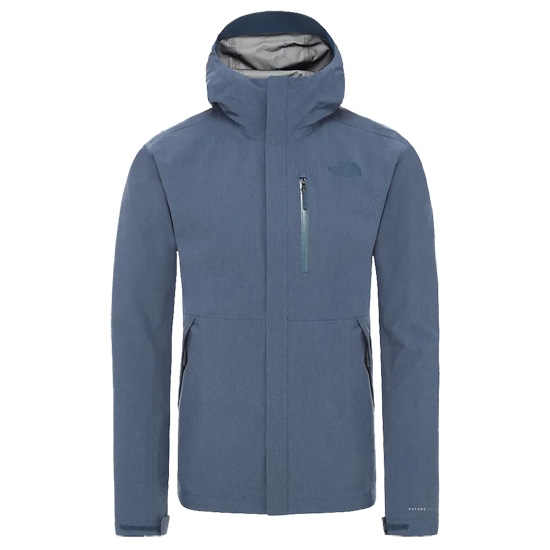 The North Face Dryzzle FutureLight™ Jacket - Blue Wing Teal Heather