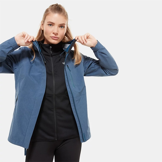 The North Face Dryzzle FutureLight™ Jacket W - Photo of detail