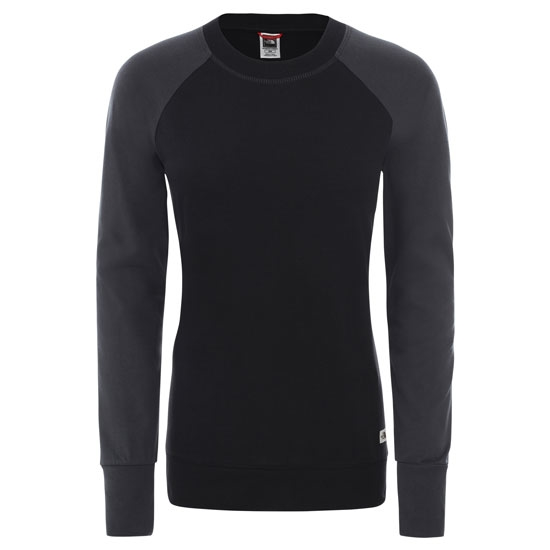 The North Face Light Crew Sweatshirt W - Tnf Black