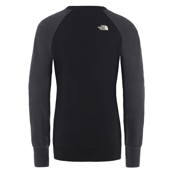 The North Face Light Crew Sweatshirt W - Photo of detail