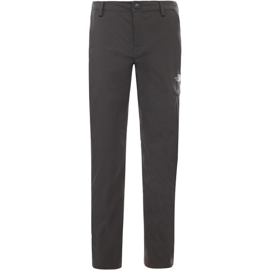 The North Face Exploration Pant Girl - Asphalt Grey