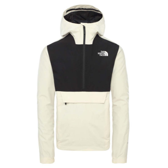 The North Face Waterproof Fanorak - Vintage White
