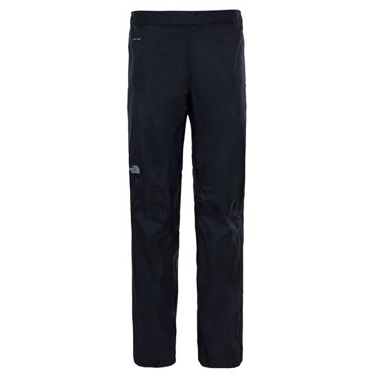 The North Face Venture 2 Half Zip Pant W - Tnf Black/Tnf Black