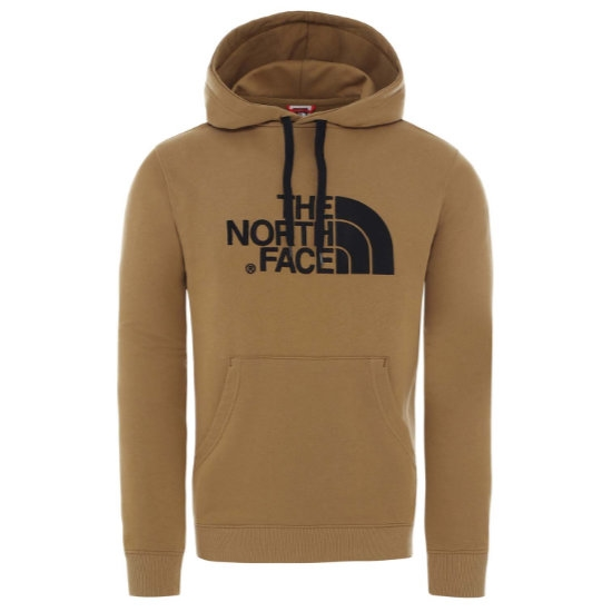 The North Face Light Drew Peak Pullover Hoodie - British Khaki