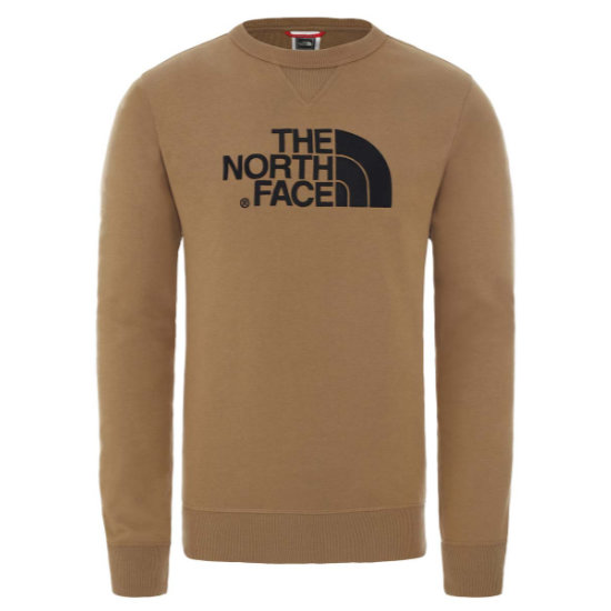 The North Face Drew Peak Crew Light - British Khaki