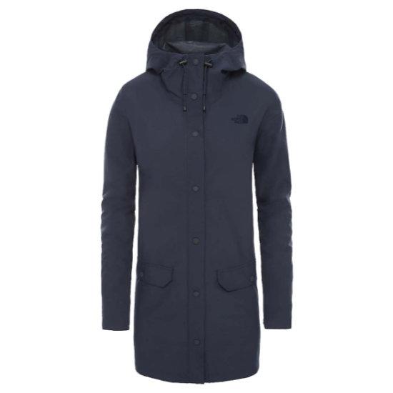 The North Face Woodmont Rain Jacket W - Urban Navy