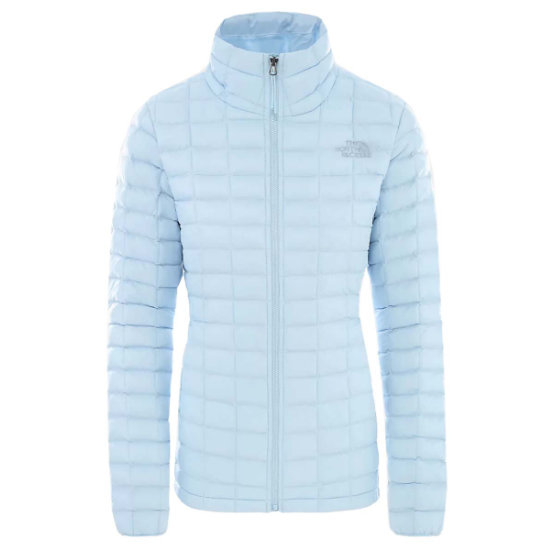 The North Face ThermoBall Eco Jacket W - Angel Falls Blue Matte