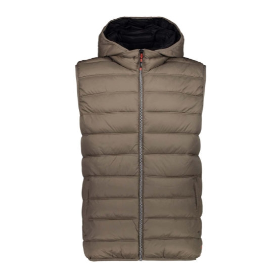 Campagnolo Nylon Zip Hood Vest - Torba