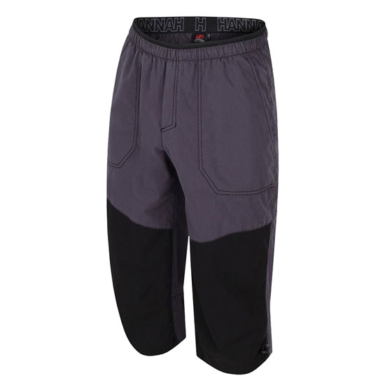 Hannah Hug Short - Dark Shadow/Anthracite