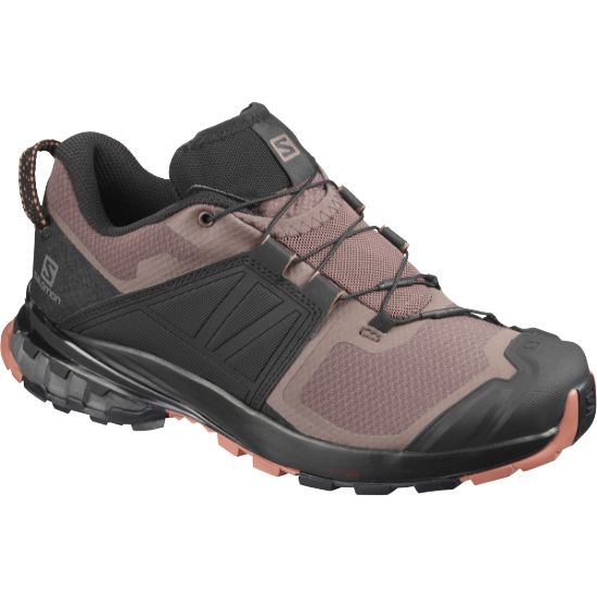 Salomon Xa Wild W - Peppercorn/Black