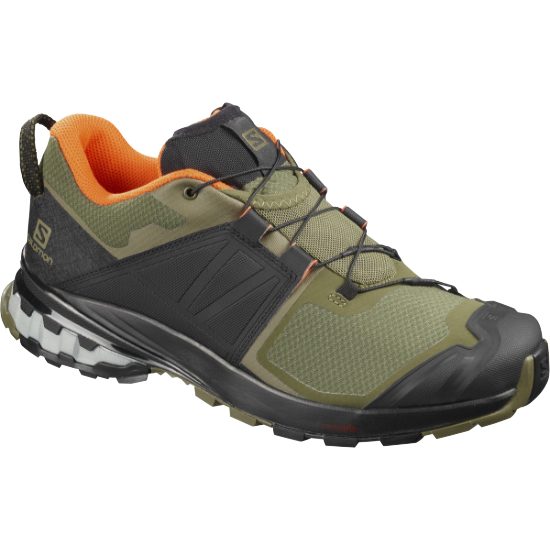 Salomon Xa Wild - Burnt Olive/Black