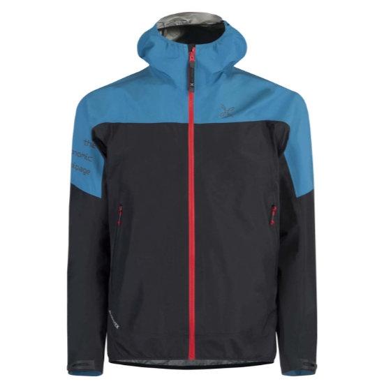 Montura Pac Mind Jacket - Nero/Blu Ottanio