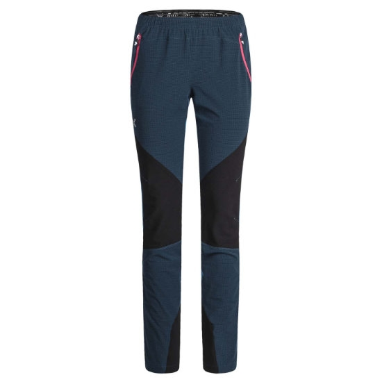 Montura Mountain Rock -5cm Pant W - Blue