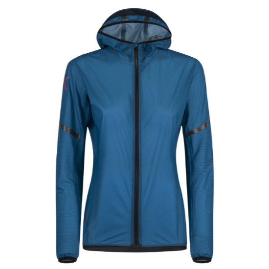 Montura Raptor Jacket W - Blu Ottanio/Rosa Su