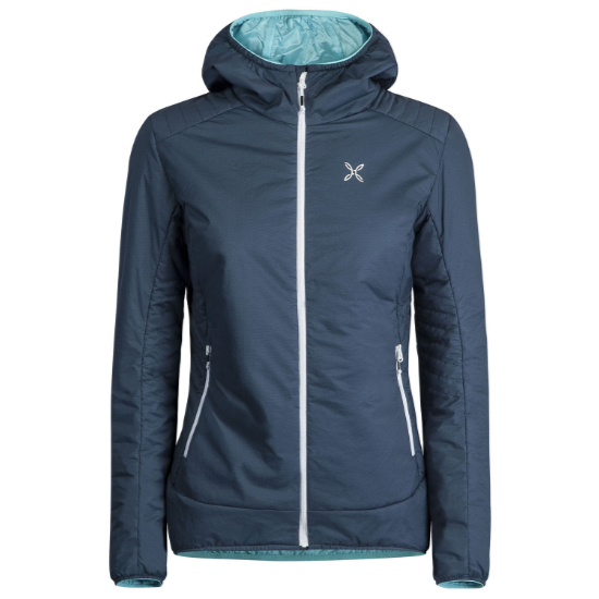 Montura Connect Pro Jacket W - Blu Cenere