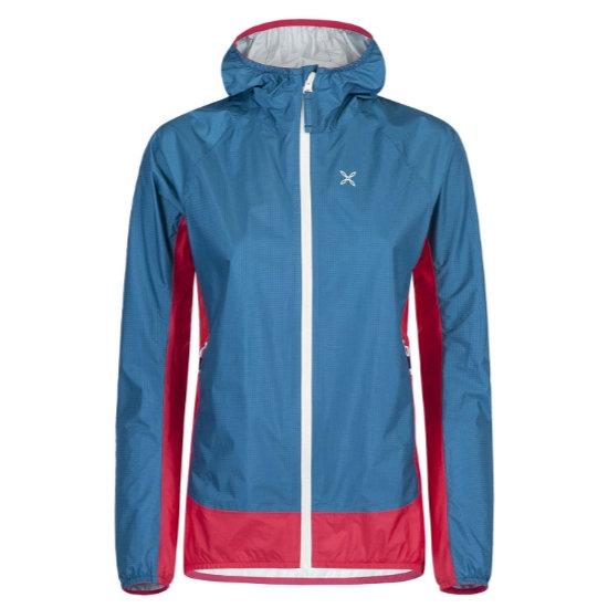 Montura Teorema Jacket W - Blu Ottanio/Rosa