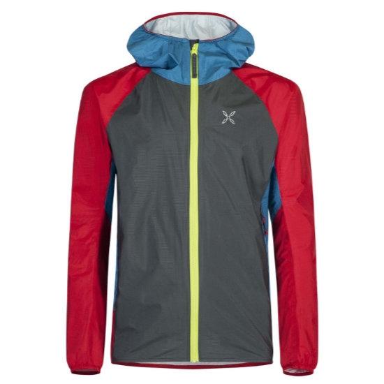 Montura Teorema Jacket - Piombo/Rosso