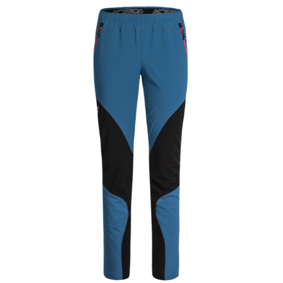 Montura Vertigo Light -7cm Pants W - Blu Ottano