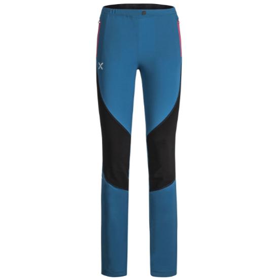 Montura Rocky -5cm Pants W - Blu Ottanio/Rosa