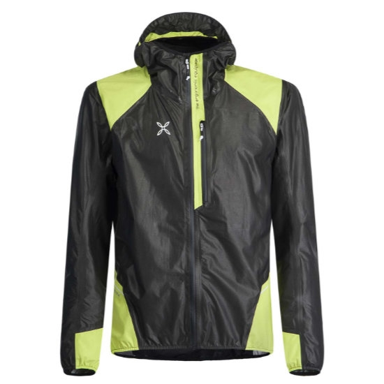 Montura Blow Jacket - Ardesia/Verde Lime
