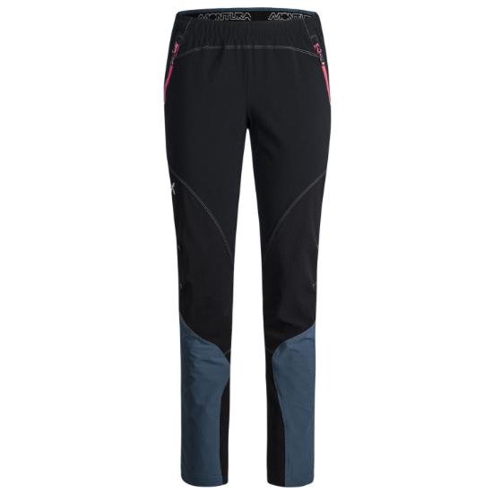 Montura Vertigo Light -7cm Pants W - Blu Cenere