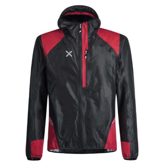 Montura Blow Jacket - Ardesia/Rosso