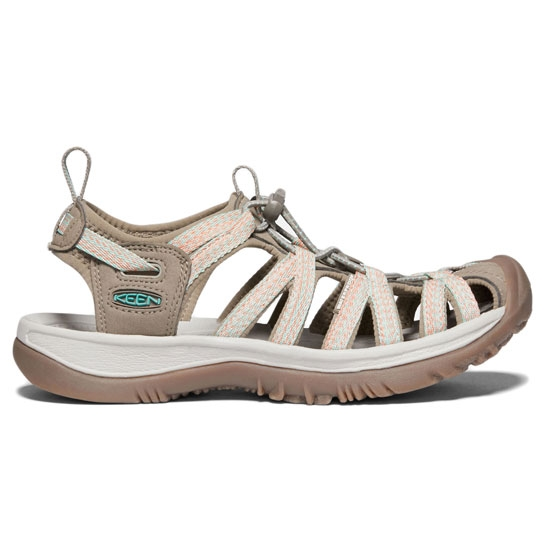 Keen Whisper W - Taupe/Coral