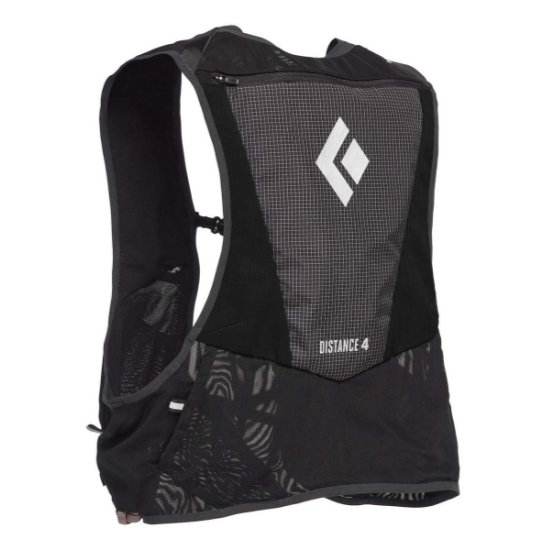Black Diamond Distance 4 Hydration Vest - Black