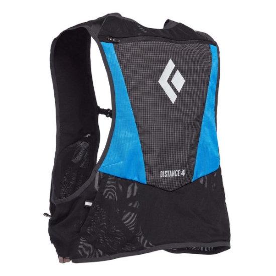 Black Diamond Distance 4 Hydration Vest - Ultra Blue